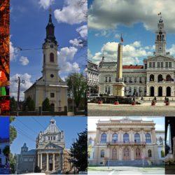 Top 10 monumente Arad