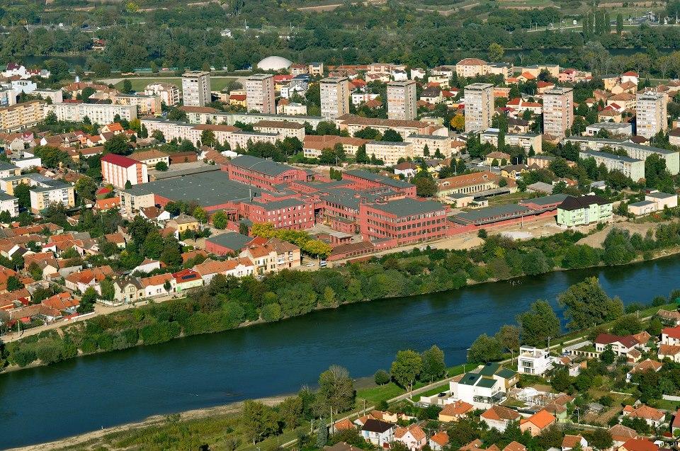 Zona TEBA si blocurile de pe Calea Romanilor astazi Sursa: Facebook- Ovidiu Pirv